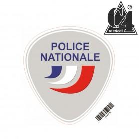 Autocollant  8cm - POLICE NATIONALE