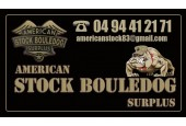 American Stock Bouledog
